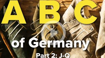 2/3 - Autobahn, Bargeld, CO2 Bilanz: Understanding Germany from A to Z