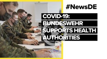 In the fight against Corona: How the Bundeswehr helps