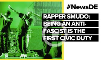 Rapper Smudo: Being an anti-fascist is the first civic duty