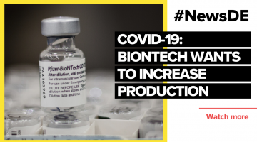 2.5 billion vaccine doses: Biontech wants to increase production