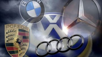 US-China trade row bad for German carmakers