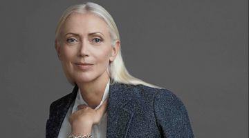 Christiane Arp, editor-in-chief of Vogue Germany.