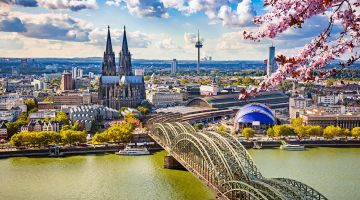 Cologne Cathedral, a World Cultural Heritage Site