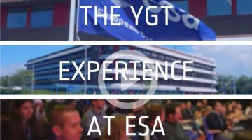 The YGT experinece at ESA