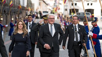 Steinmeier: Finally getting serious with avoidance of plastic waste