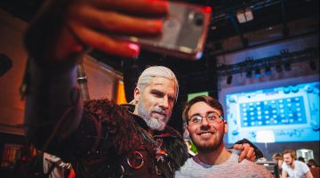 Games Week Berlin: Fans meet the heroes of their favourite games