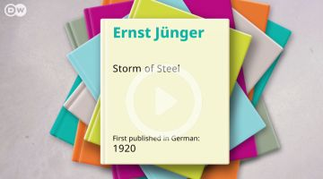 100 german must reads - Storm of Steel by Ernst Jünger