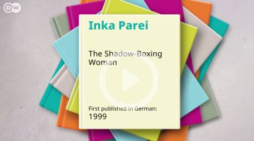 100 german must reads - The Shadow-Boxing Woman by Inka Parei
