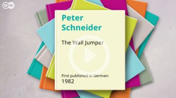100 german must reads - The Wall Jumper by Peter Schneider