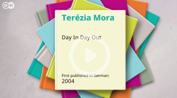 100 german must reads - Day In Day Out by Terézia Mora