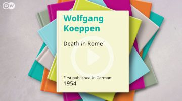 100 german must reads - Death in Rome by Wolfgang Koeppen