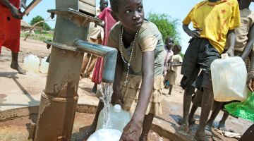 Clean drinking water is a precious commodity worldwide.