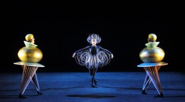 Bauhaus centenary: the 'Triadic Ballet'