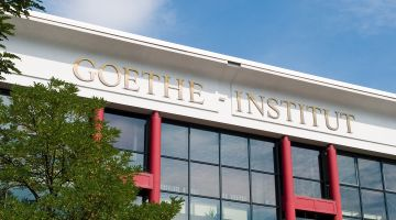 The Goethe-Institut is present in more than 90 countries.