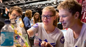 Coding to protect the environment – that's the main focus at Jugend hackt in 2019.
