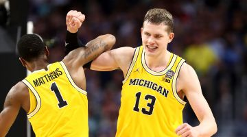 Moritz Wagner is a Los Angeles Laker