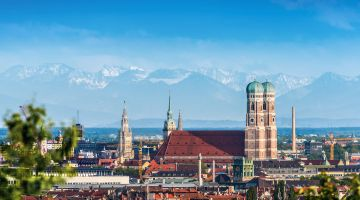 Munich is considered the most liveable city in the world