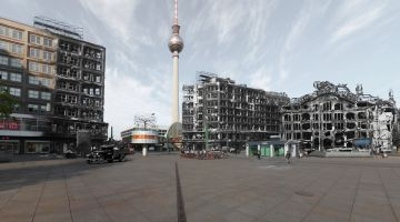 1945 and 2020 merge in the app from Kulturprojekte Berlin.