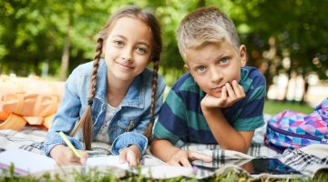 Self-confident: children know what they want