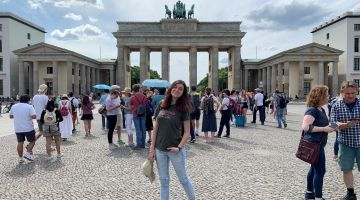 The expat Sarah Slik takes you on a tour through Berlin.