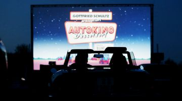 The drive-in cinema is celebrating a comeback during the Covid-19 pandemic.