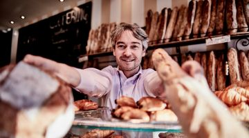 Optimistic: Laurent Cottin of Baguette Jeanette