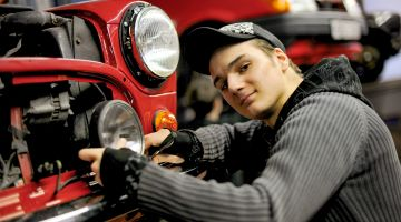 With a view to the future: skilled craft trades offers many opportunities