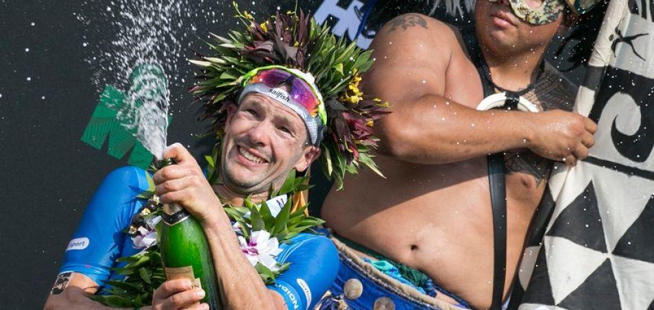 Patrick Lange siegt bei Ironman
