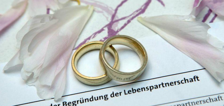 Die Ehe ist für alle da
