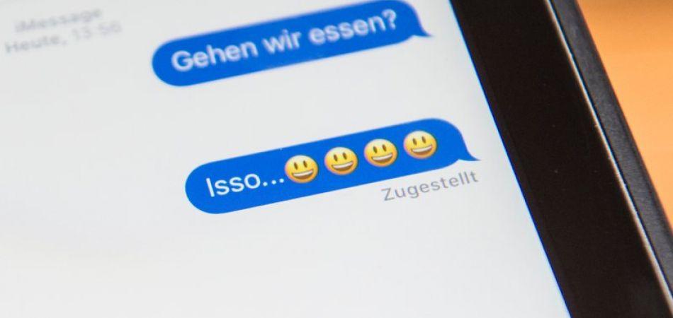 Lage der deutschen Sprache gut