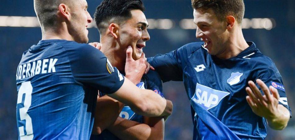 Hoffenheim jubelt im Europacup