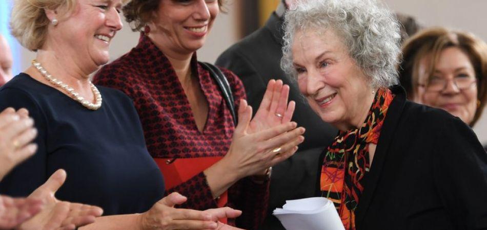 Friedenspreis für Margaret Atwood