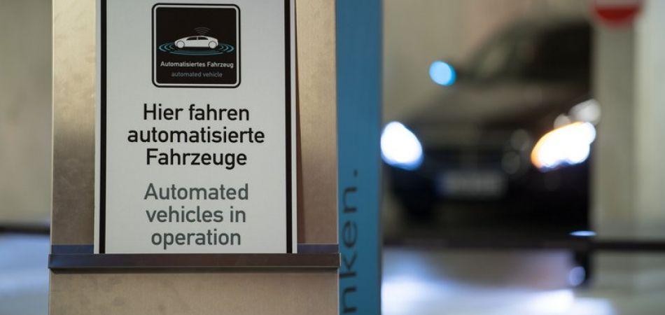 Automatic car park introduced