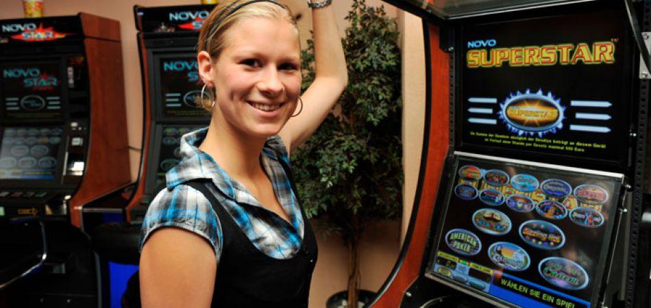 Automatenfachfrau