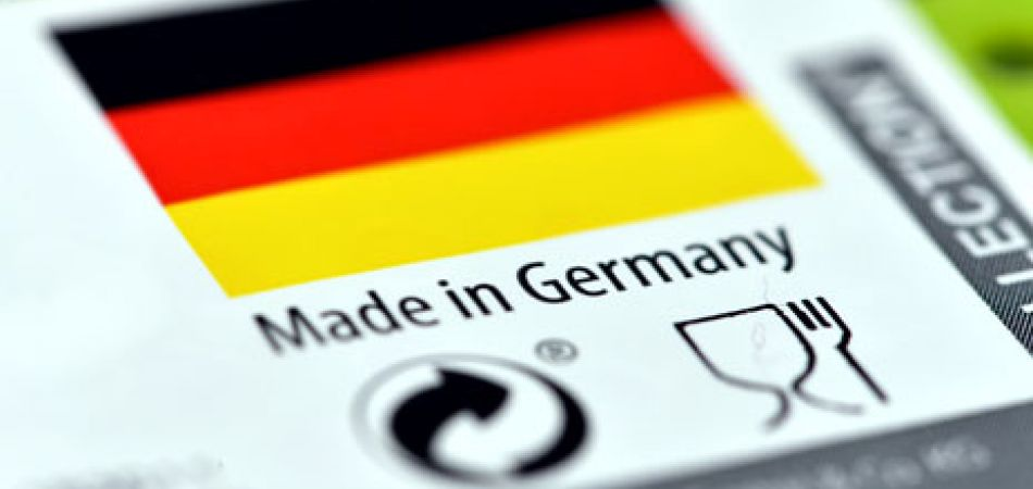 the made in germany label