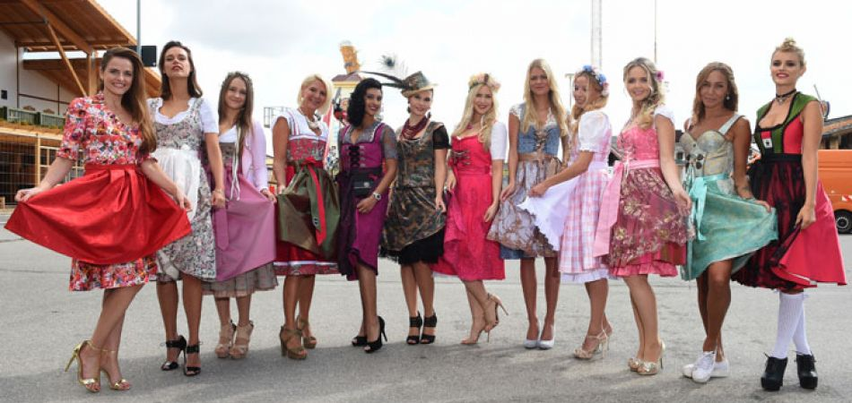 German Costumes Are A Worldwide Trend