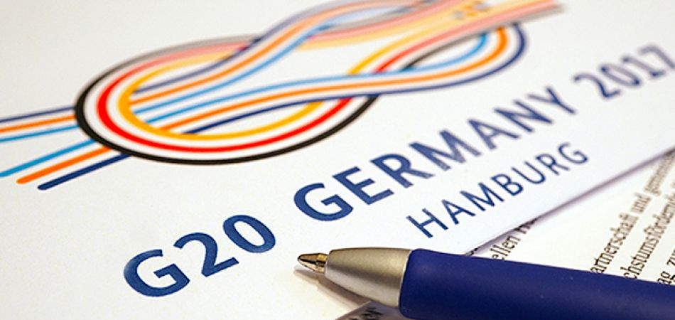 G20 Summit Hamburg