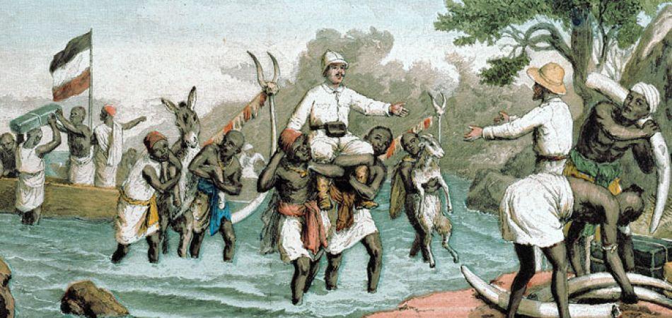 German colonial history deutschlandde How Germany ticks