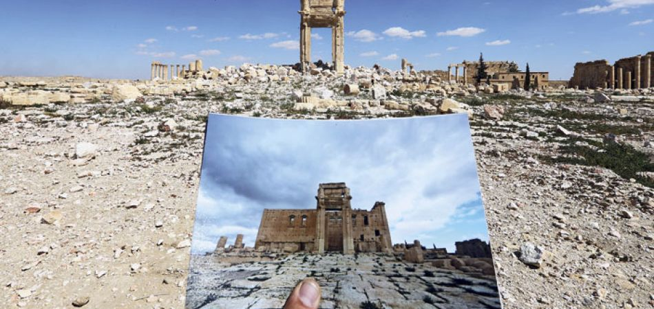 Help For Syria S Cultural Heritage