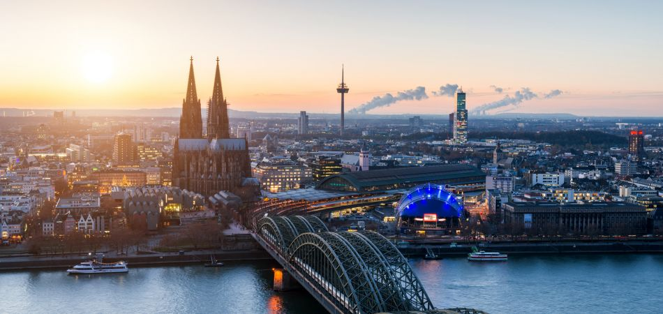 For many, Cologne Cathedral is the heart of this city on the Rhine.