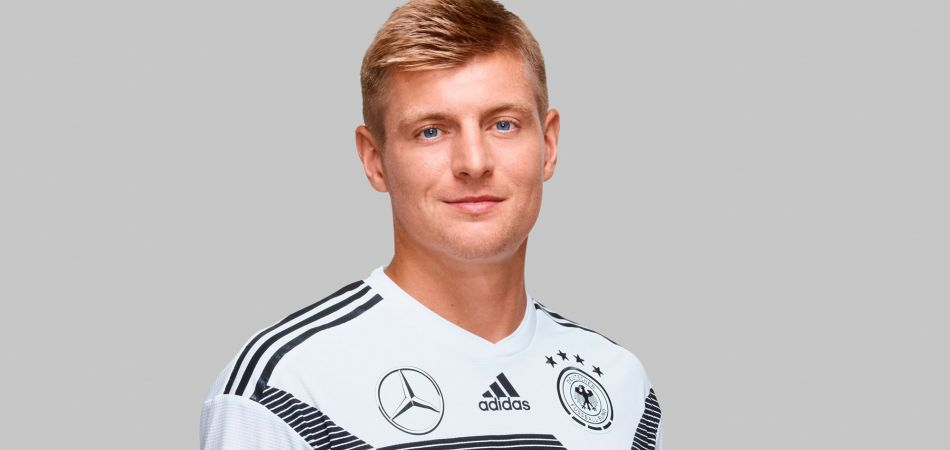 Toni Kroos is one of the best midfield players in the world.