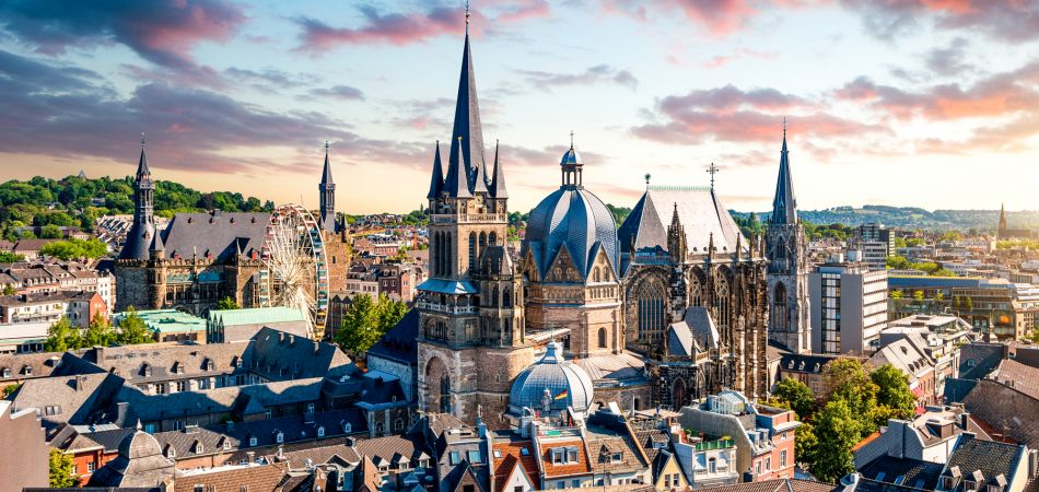 Germany's first World Heritage Site: Aachen Cathedral
