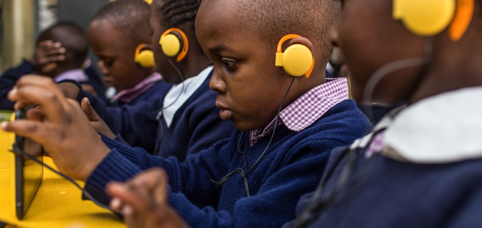 Make-IT in Africa: new ideas for education, health and energy.