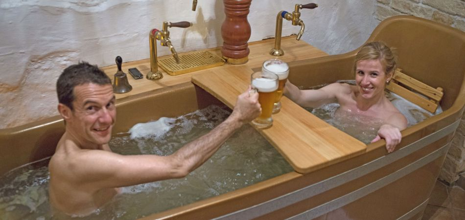 Don\'t Just Drink Beer, Bathe in It