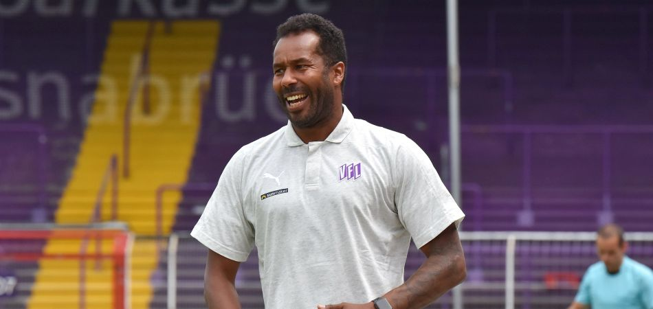 Thioune is the first black German born coach of one of the country's professional clubs.