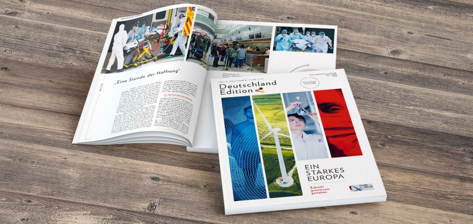 Germany And Europe Magazine Available For Free Download