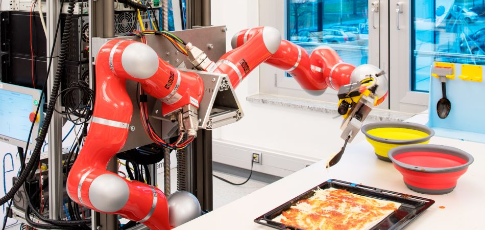 Experts believe robots will soon be part of our everyday lives.