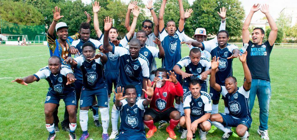 Fussball Fordert Die Integration Vier Vorbildliche Projekte