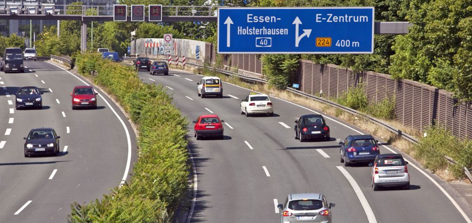 On a german autobahn air voyeurs stop part 1