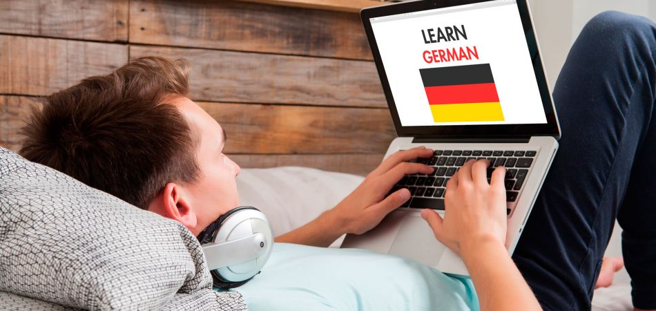 Learning German with YouTube